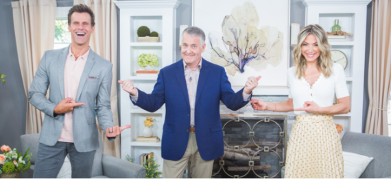Physicians Mutual's Bob Gunia returns to Hallmark Channel's Home & Family