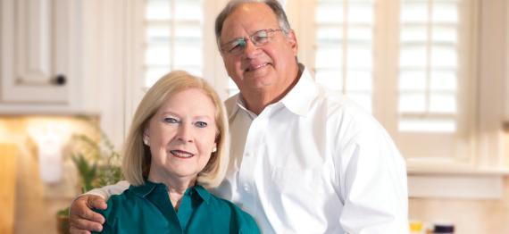 Linda and Ron Smith