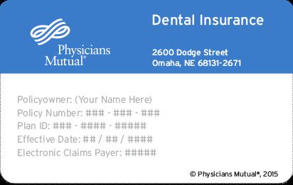 Dental Card 1