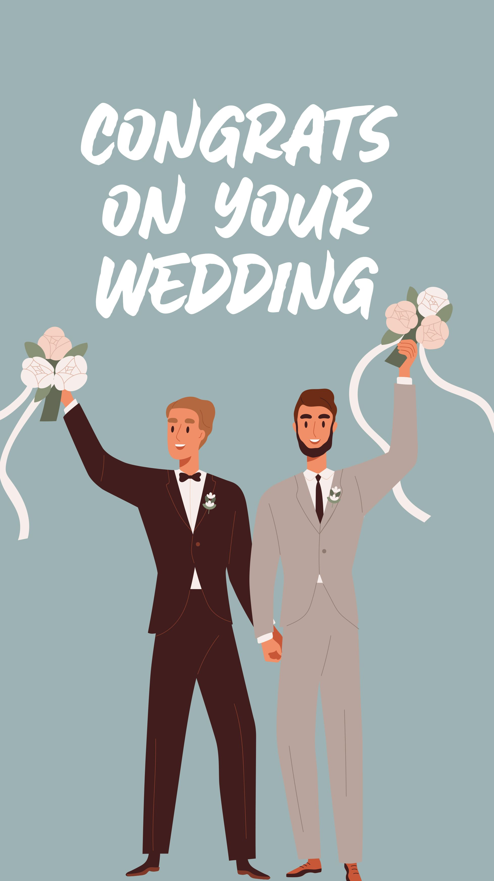 Congrats On Your Wedding