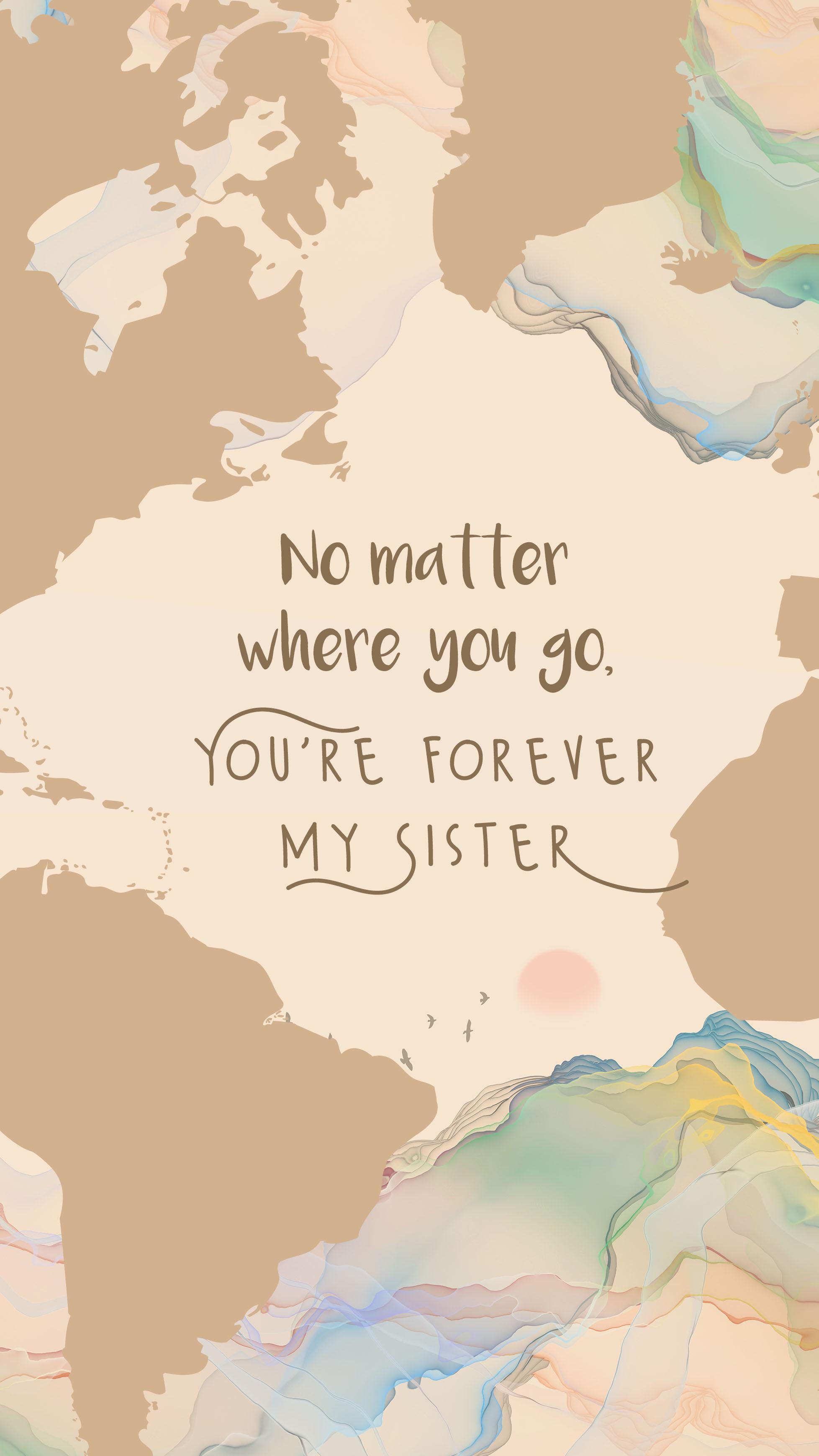 Forever My Sister