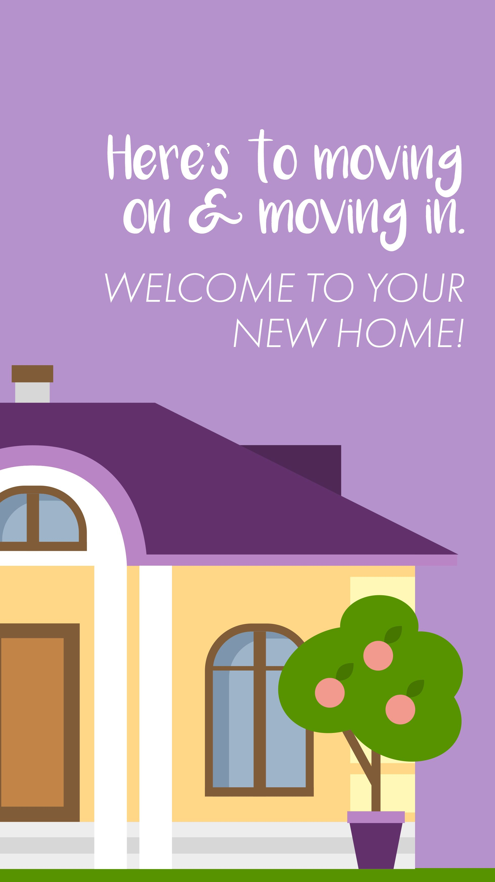 Moving On and Moving In