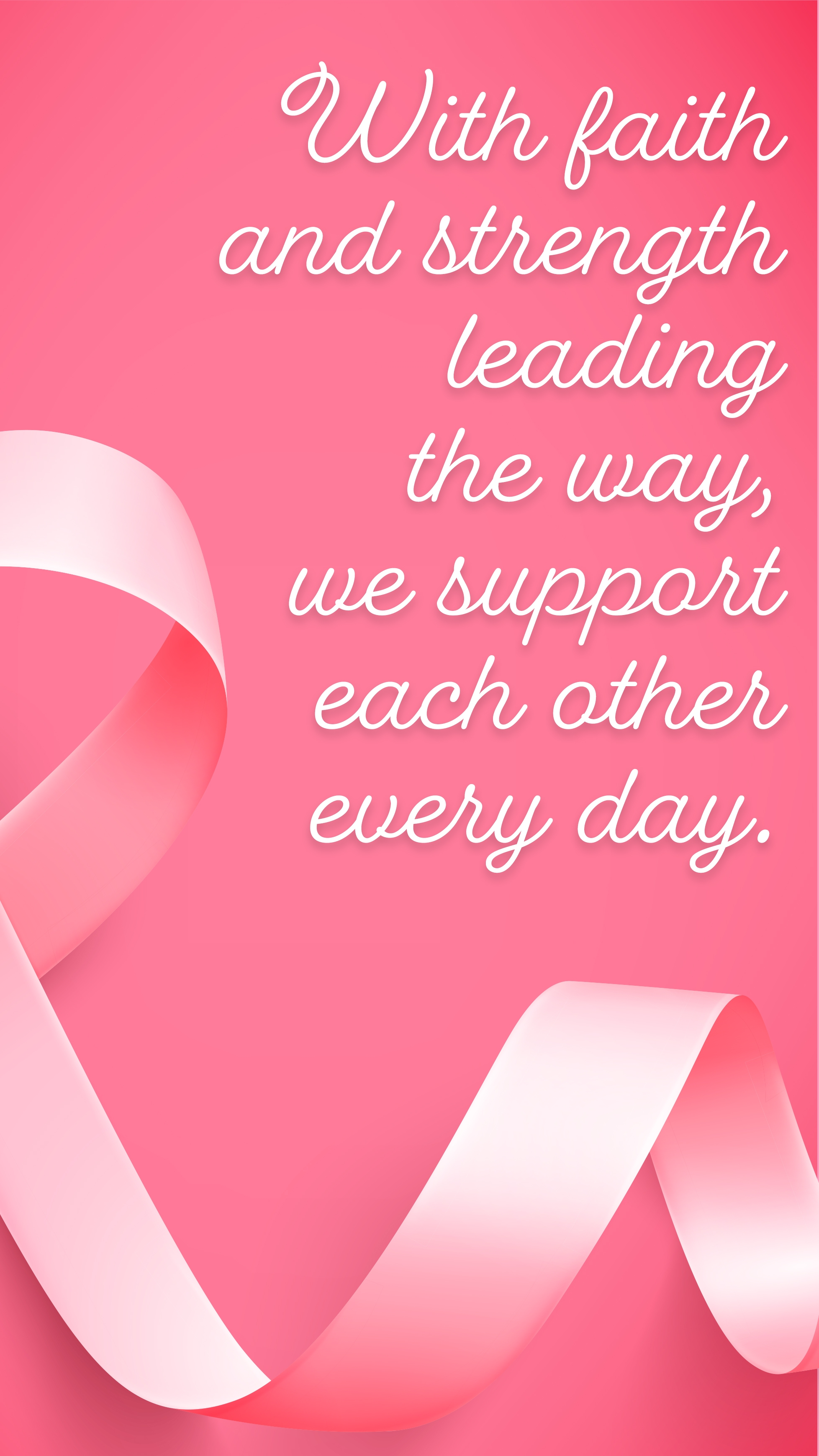 Support Each Other