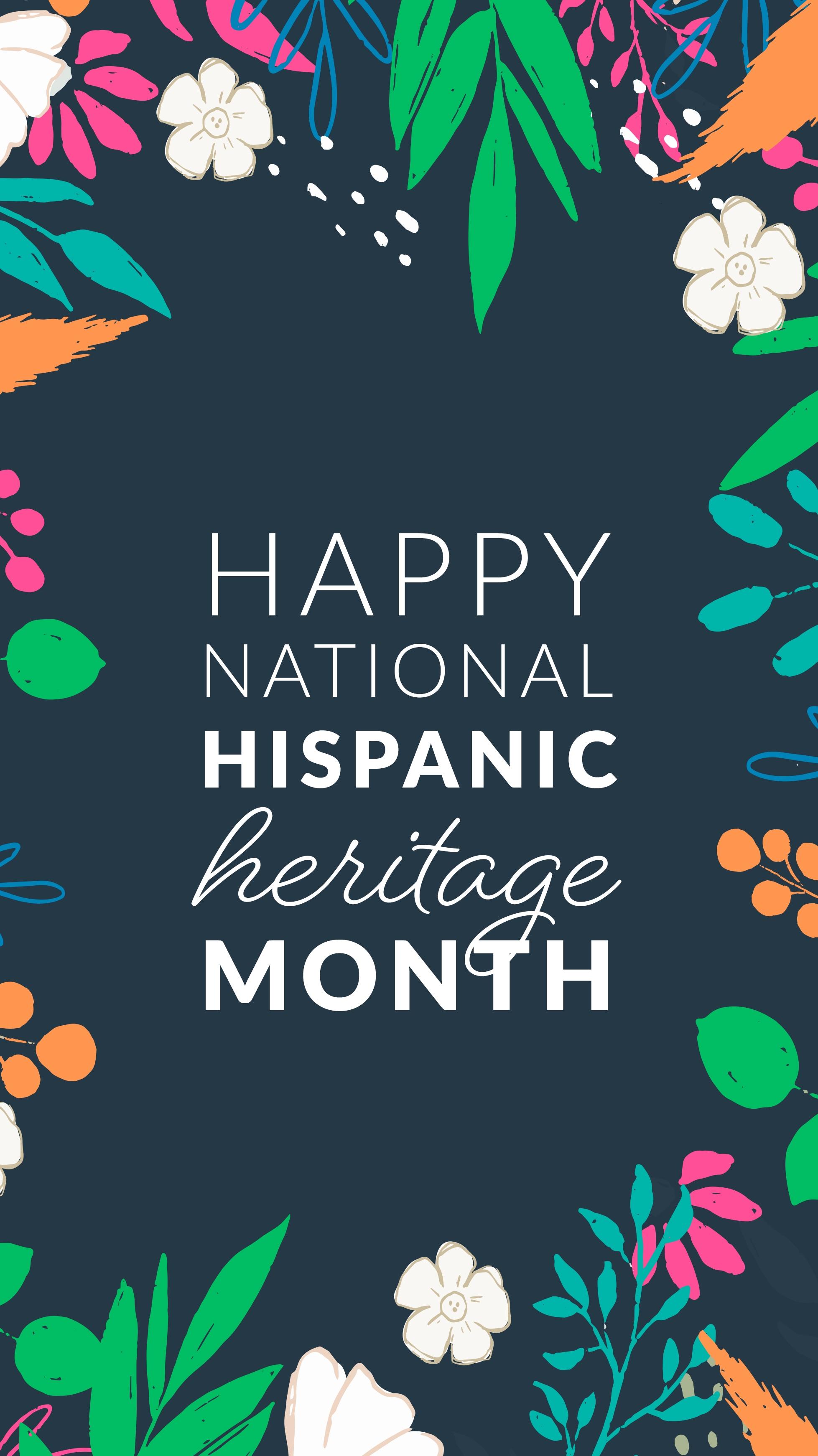 Hispanic Heritage Month 3