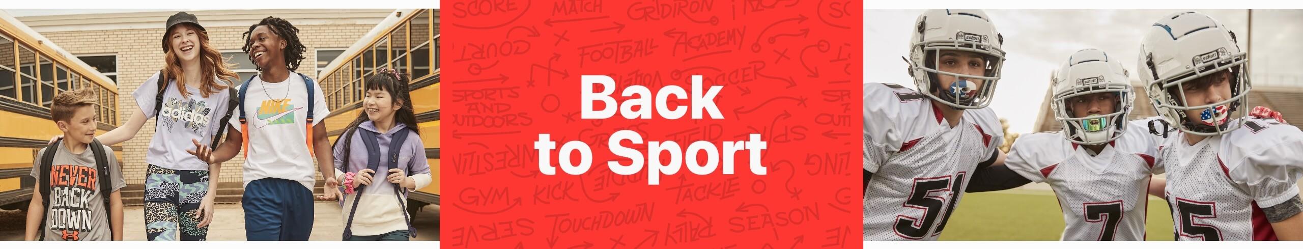 shop back to sport