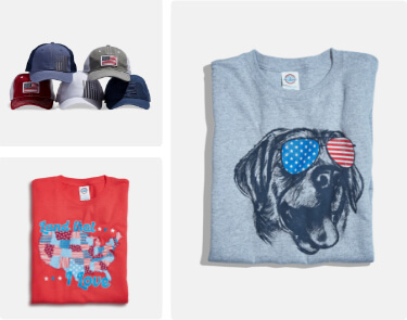 rep your red white and blue