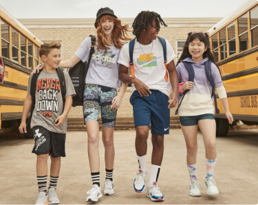 up to 25% off kids' clothes + shoes