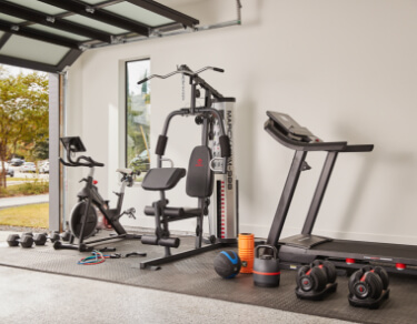 build your home gym, shop now