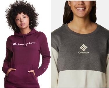 shop Hoodies + Sweats