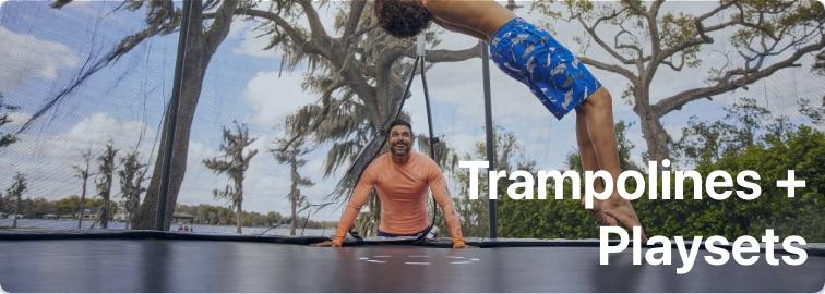 shop trampolines