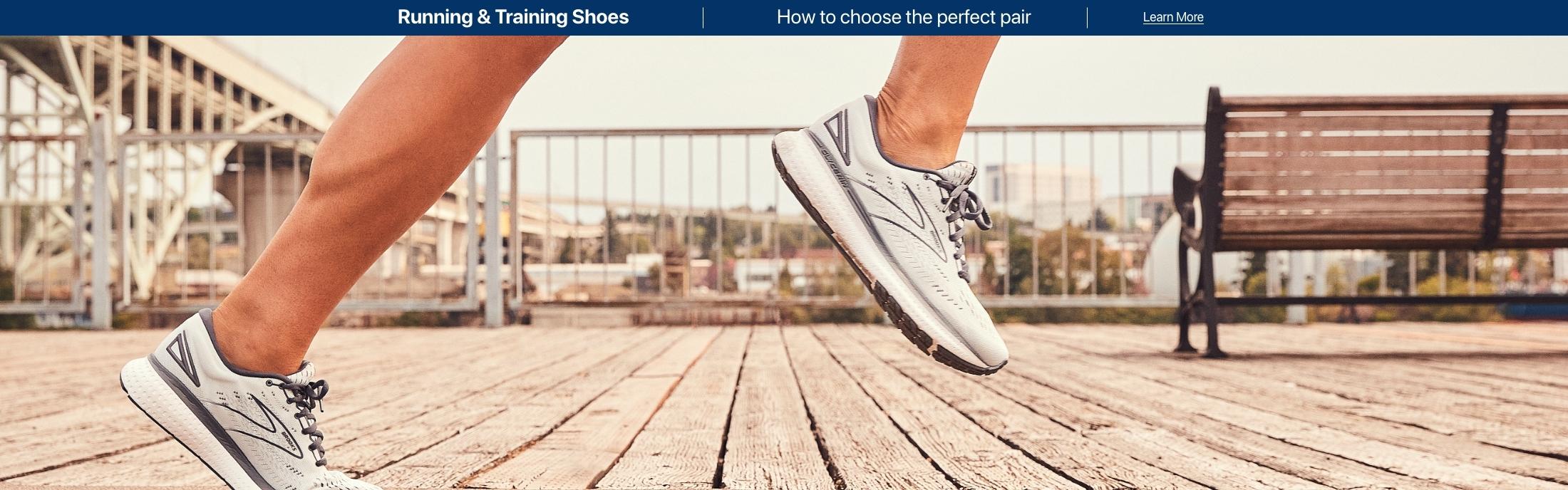Running & Training Shoes