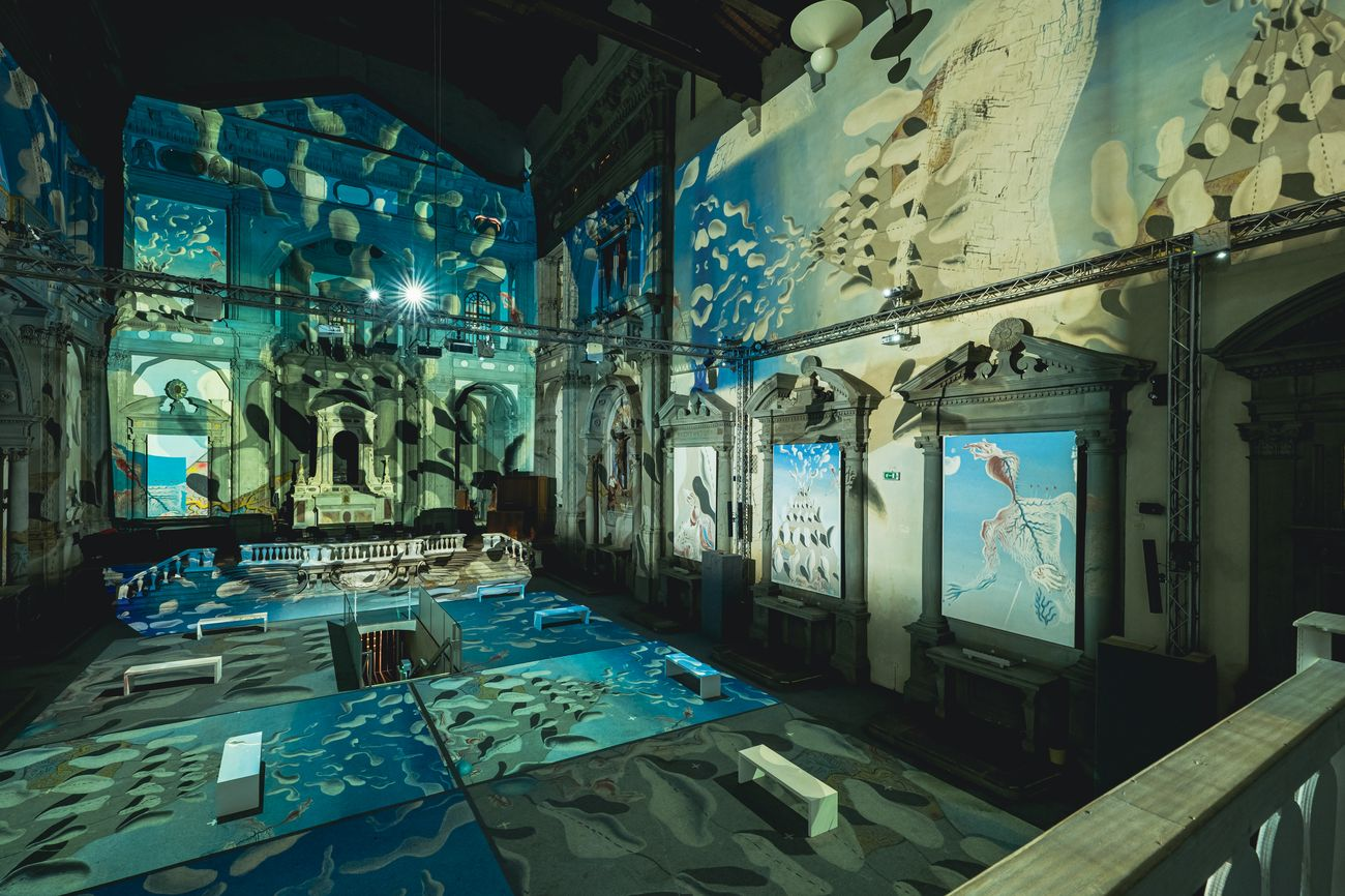 Immergersi nelle opere di Salvador Dalí? A breve sarà possibile | Sky Arte
