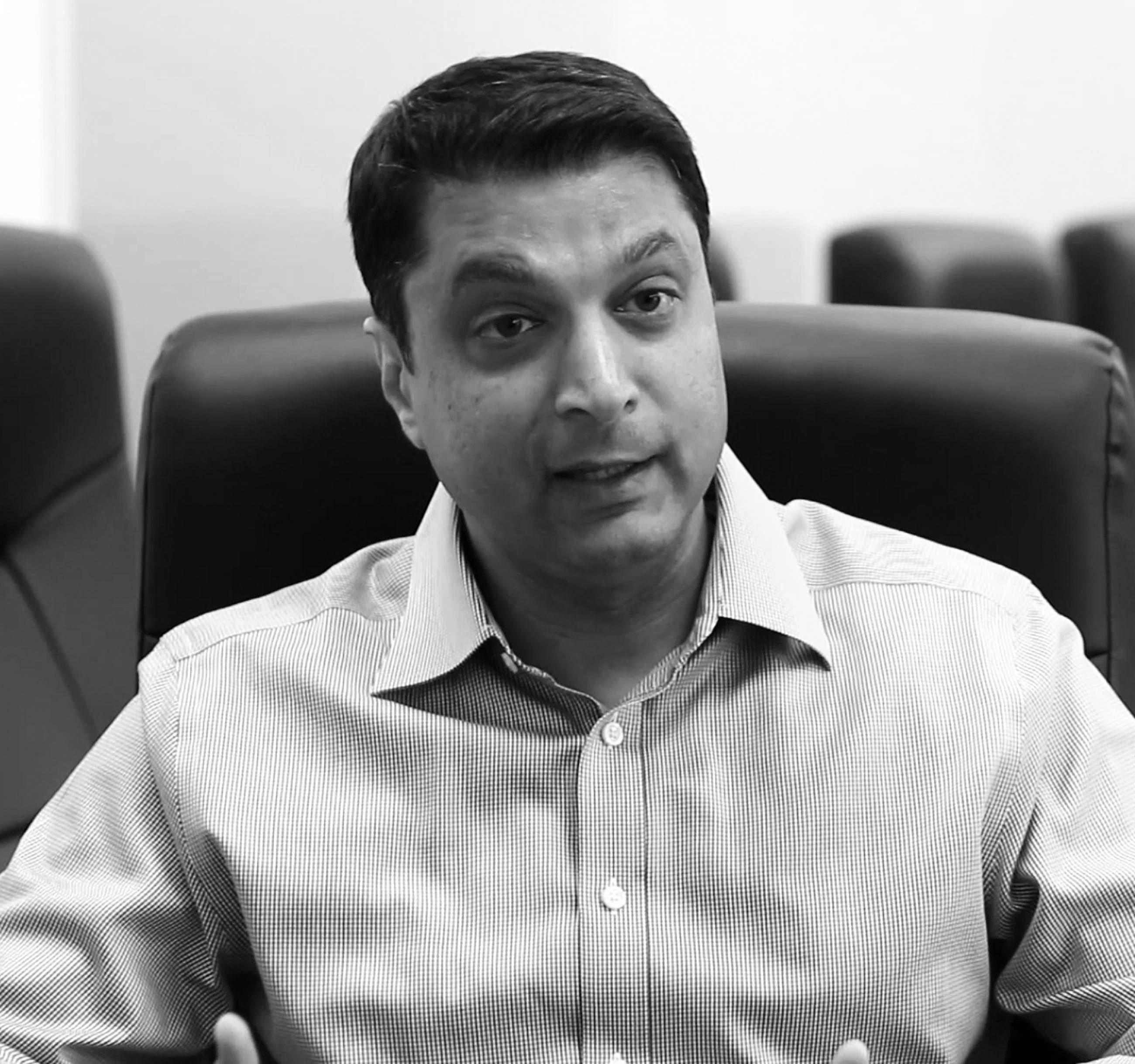 Mihir Shaw, CEO, Drobo