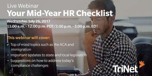Your Mid-Year HR Checklist