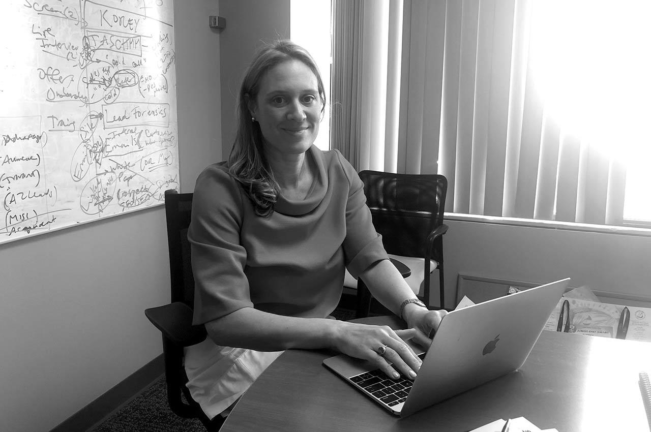 Alyssa Rapp - CEO, Surgical Solutions