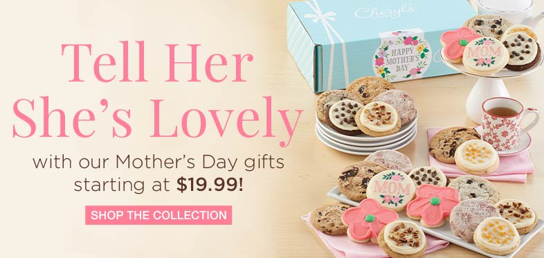 Mother's Day Gifts starting at $19.99