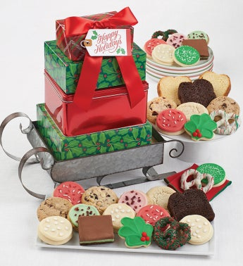 Christmas Cookie Gift Ideas Holiday Gift Guide Cheryls