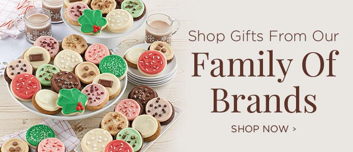 Shop gifts from our family of brands
