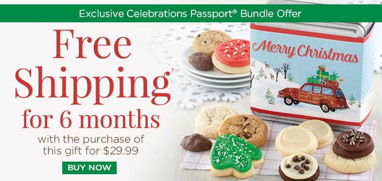 Passport Cookie Bundle