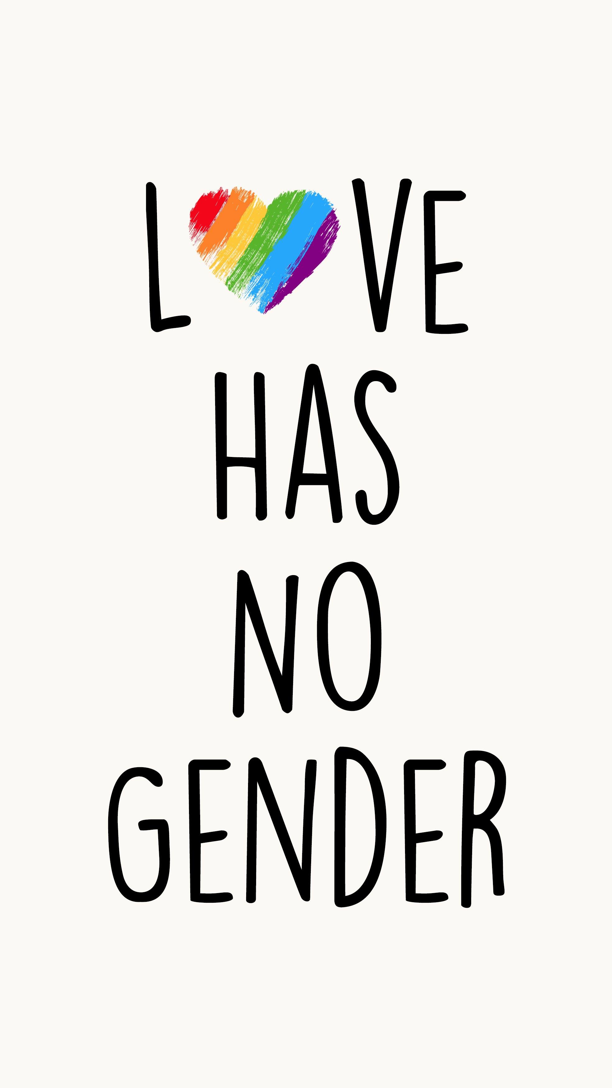 Has No Gender