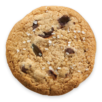 New Chocolate Chip Cookie