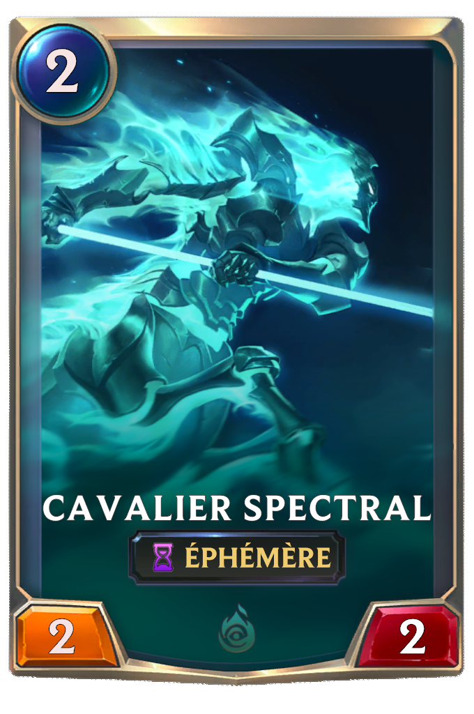 Cavalier spectral