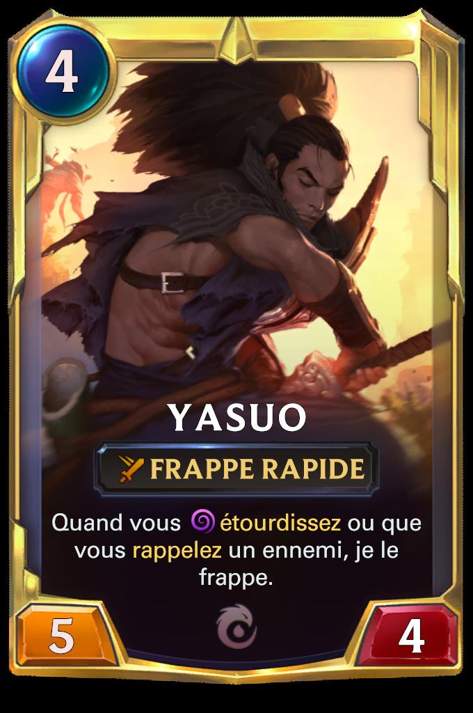 Yasuo (niveau 2)