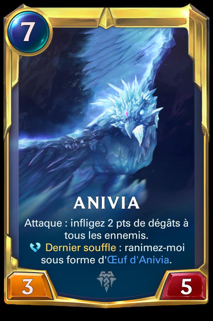 Anivia (Niveau 2)