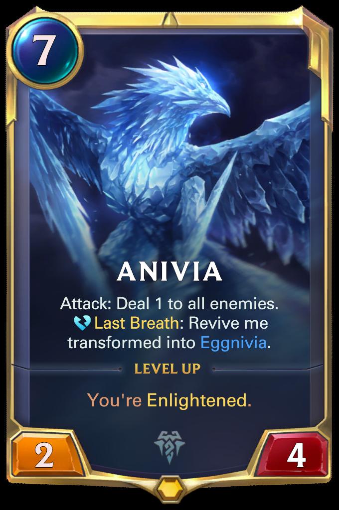 Анивия (1 уровня) (Anivia)
