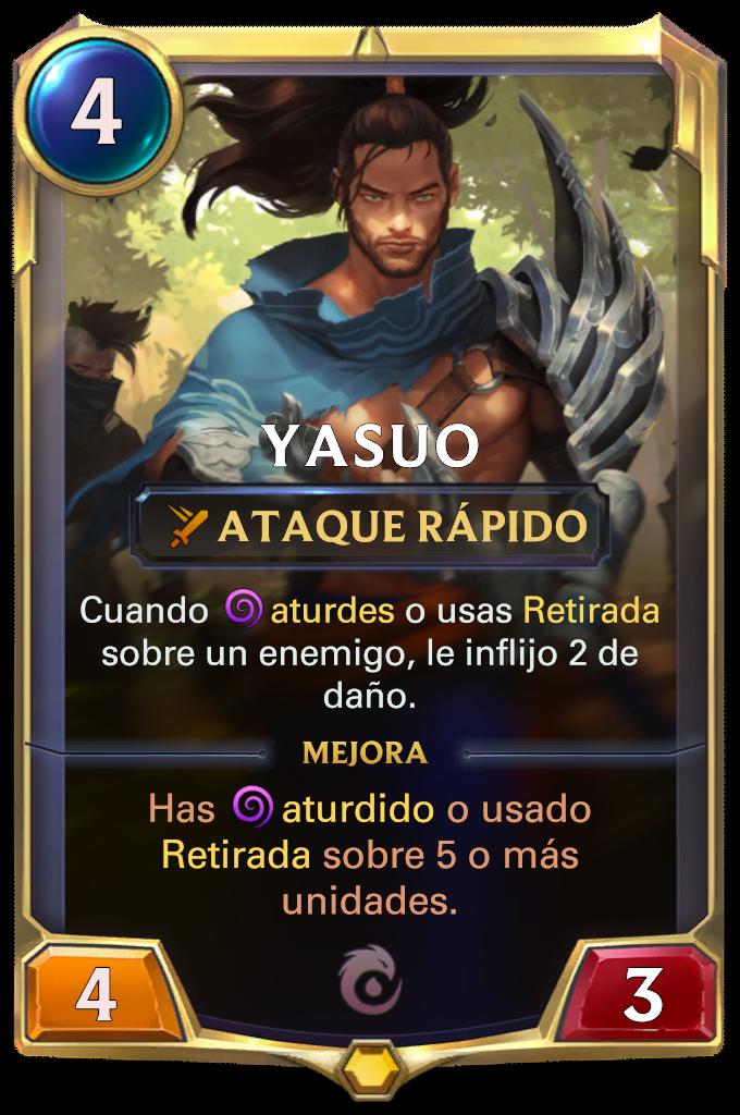 Yasuo (nivel 1)