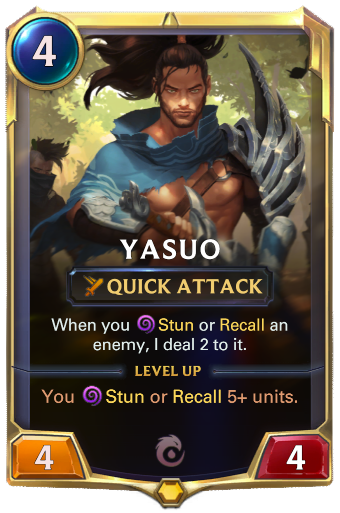 Yasuo (level 1)