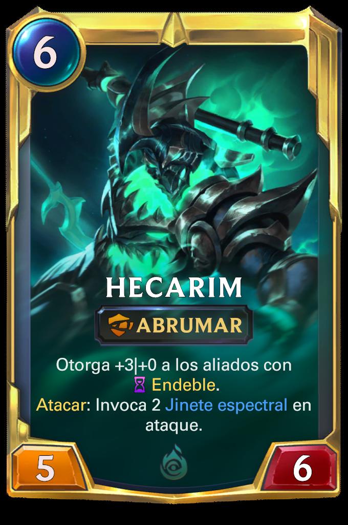 Hecarim (nivel 2)