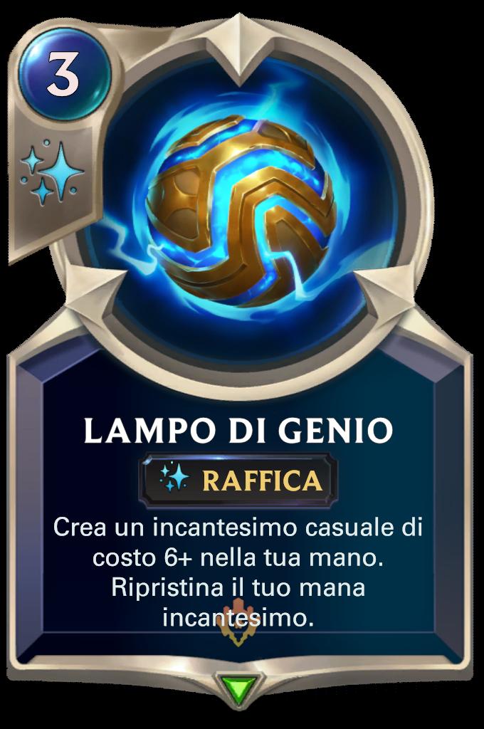 Lampo di Genio