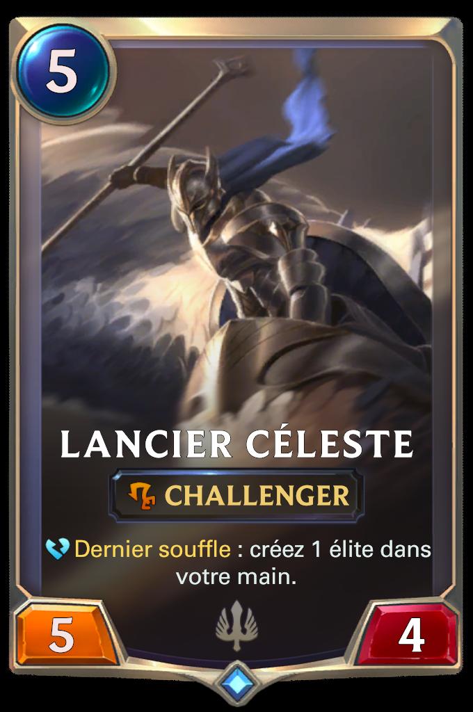 Lancier céleste