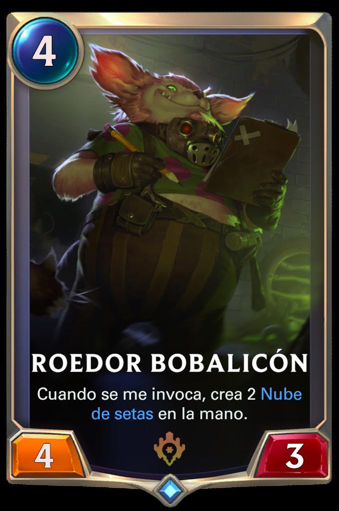 Roedor bobalicón
