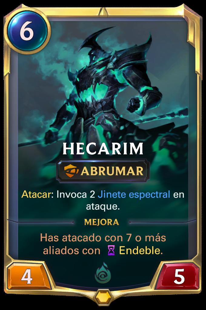 Hecarim (nivel 1)