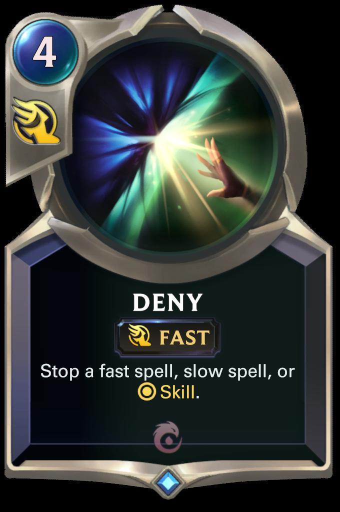 """""""Отказ"""" (Deny)"""