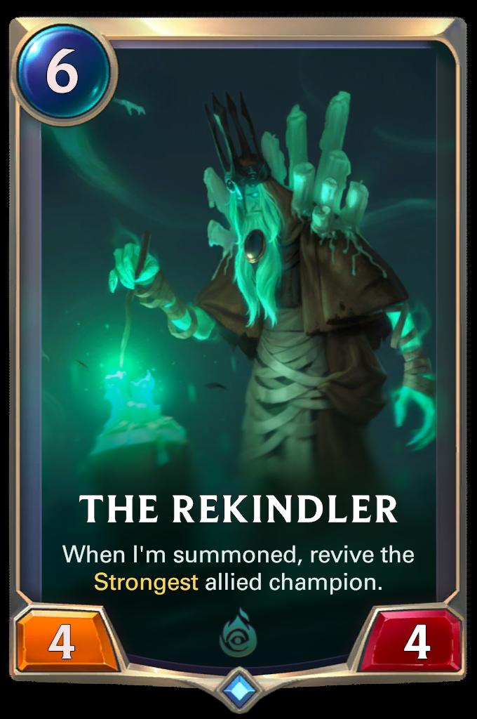The Rekindler