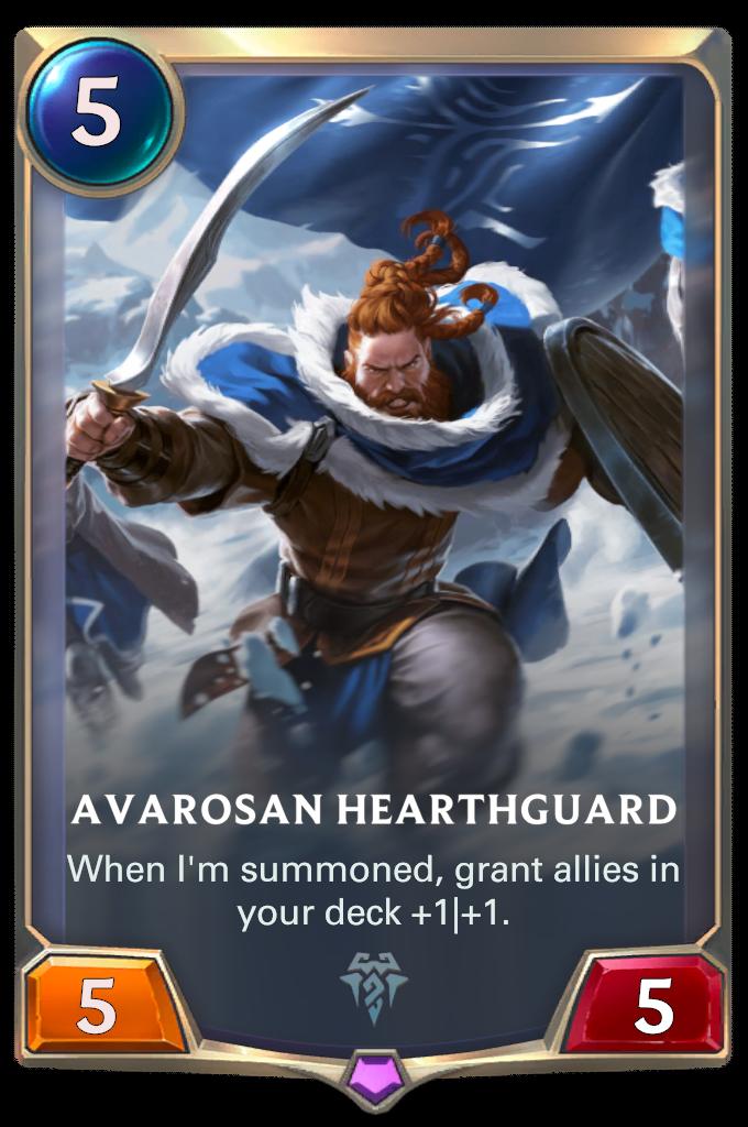 Дозорный племени аваросан (Avarosan Hearthguard)