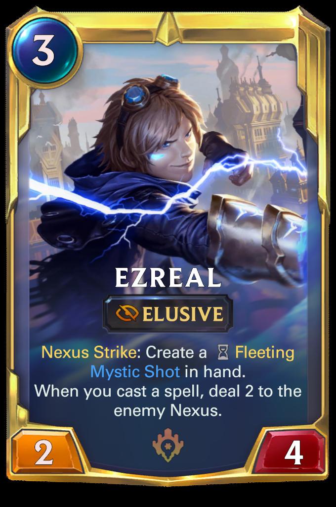 Ezreal (Level 2)