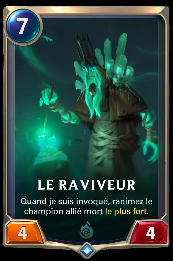 Le Raviveur