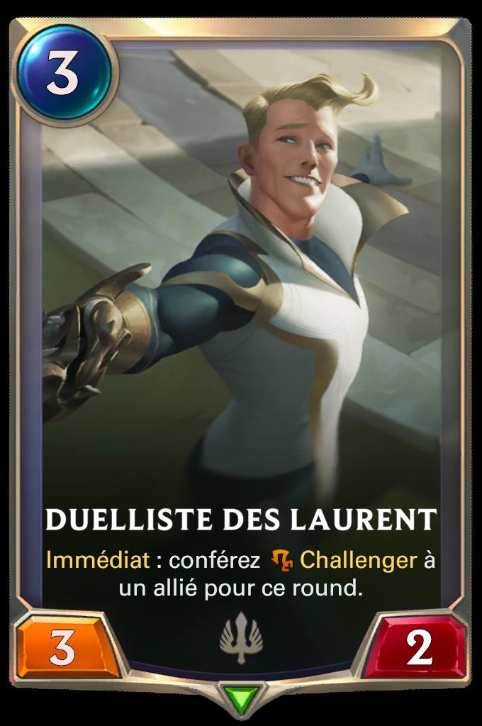 Duelliste des Laurent