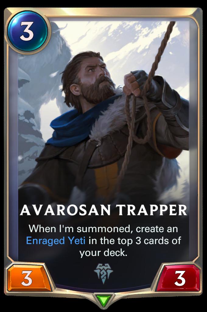 Avarosan Trapper