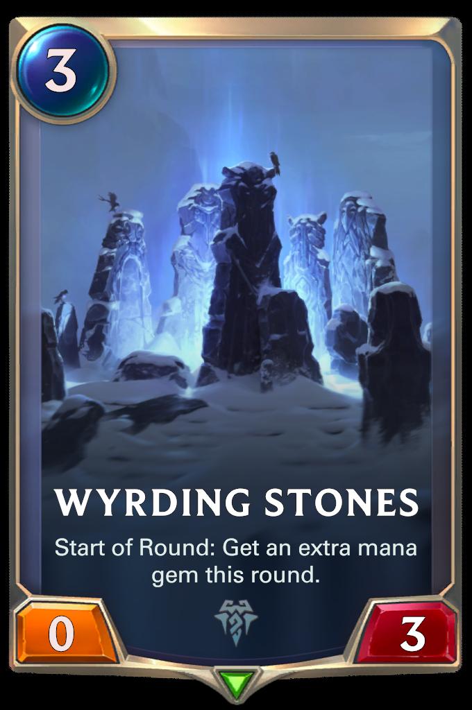 """""""Камни преображения"""" (Wyrding Stones)"""