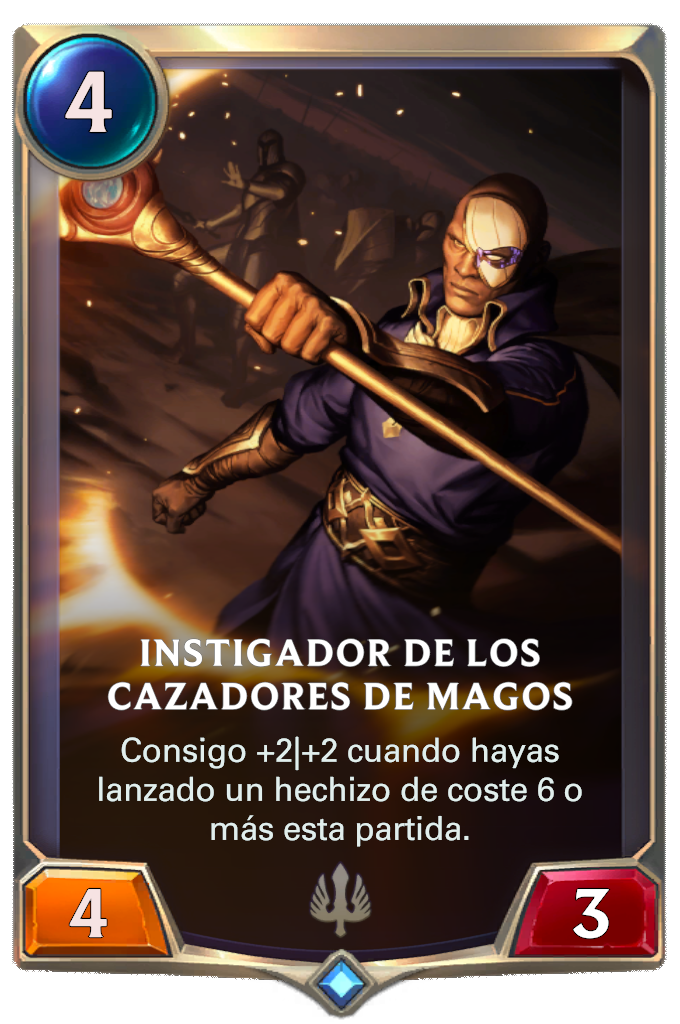 Instigador de los cazadores de magos