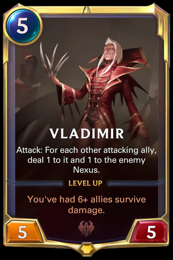 Владимир (1 уровня) (Vladimir)
