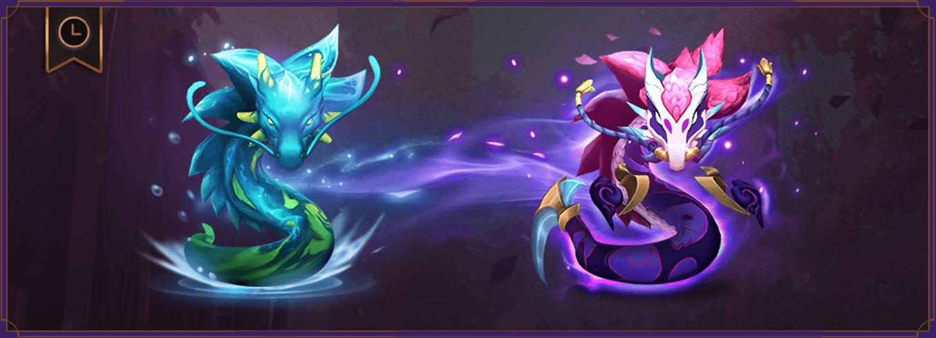 Legends of Runeterra Spirit Blossom Guardian