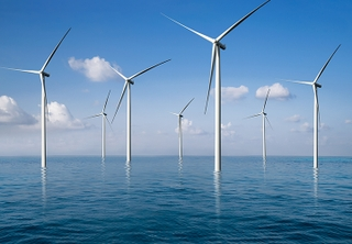 Our renewable mix wind turbine