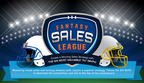 Infographic: 6 MVPs of Fantasy Football and Sales