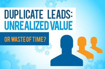 Study: Think duplicate leads are all bad? Think again.